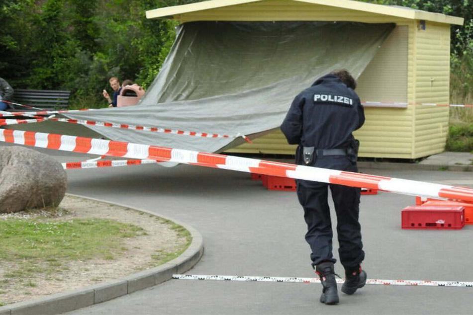 """Die Mordkommission hat nach der Messerattacke im """"Belantis""""-Park die Ermittlungen wegen des Verdachts des versuchten Totschlags aufgenommen."""