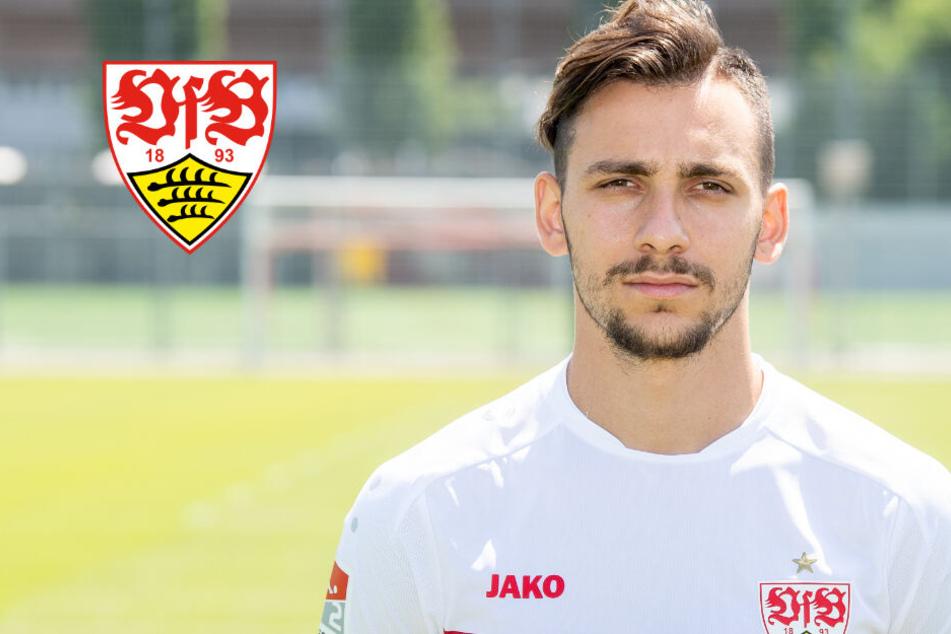 Darum darf Anastasios Donis derzeit nicht beim VfB ran