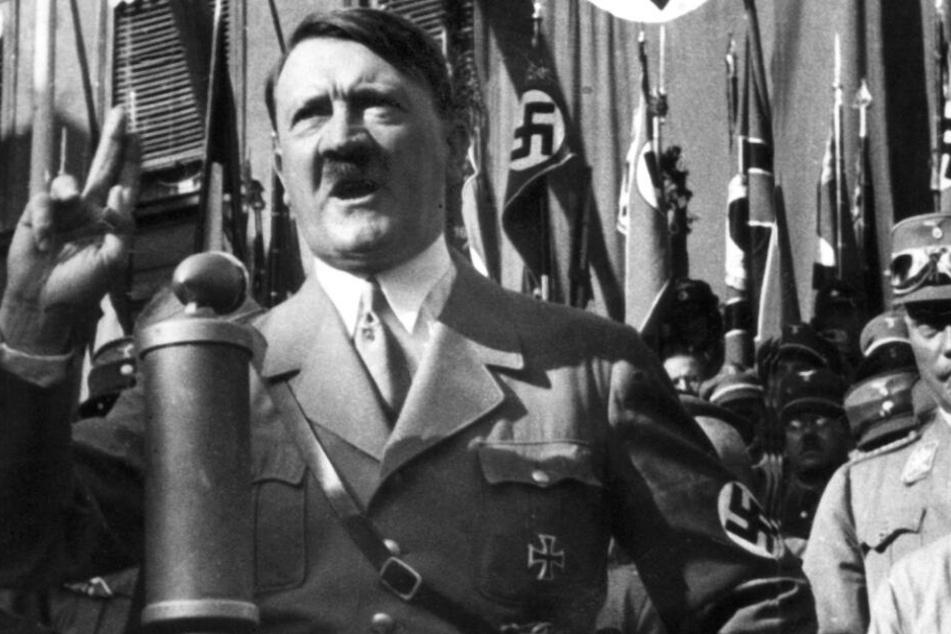 Undatierte Aufnahme von Adolf Hitler. (Archiv)