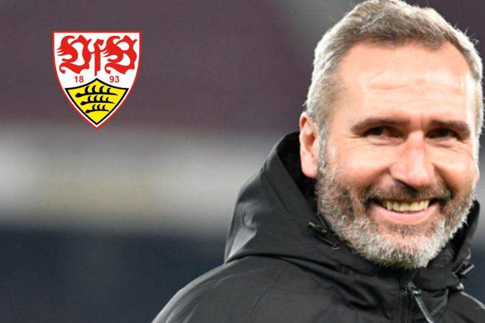 VfB Stuttgart gegen Hannover: Heute steht Tim Walter unter Druck