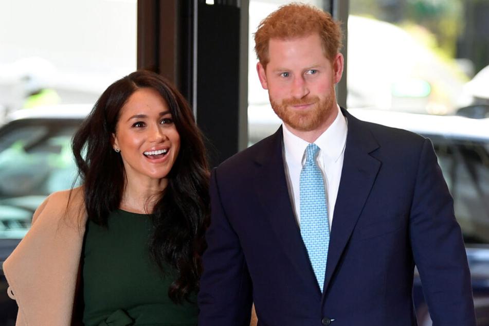 Meghan (38) und Harry (35) gönnen sich jetzt erstmal eine Pause.
