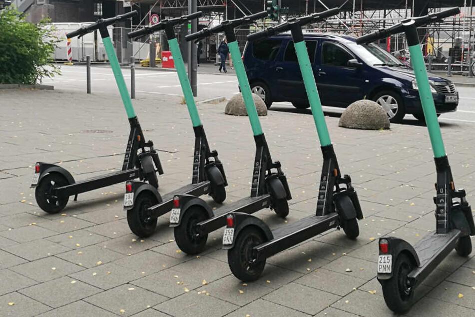 E-Scooter-Boom: Hamburger rollen elektrisch durch die Stadt