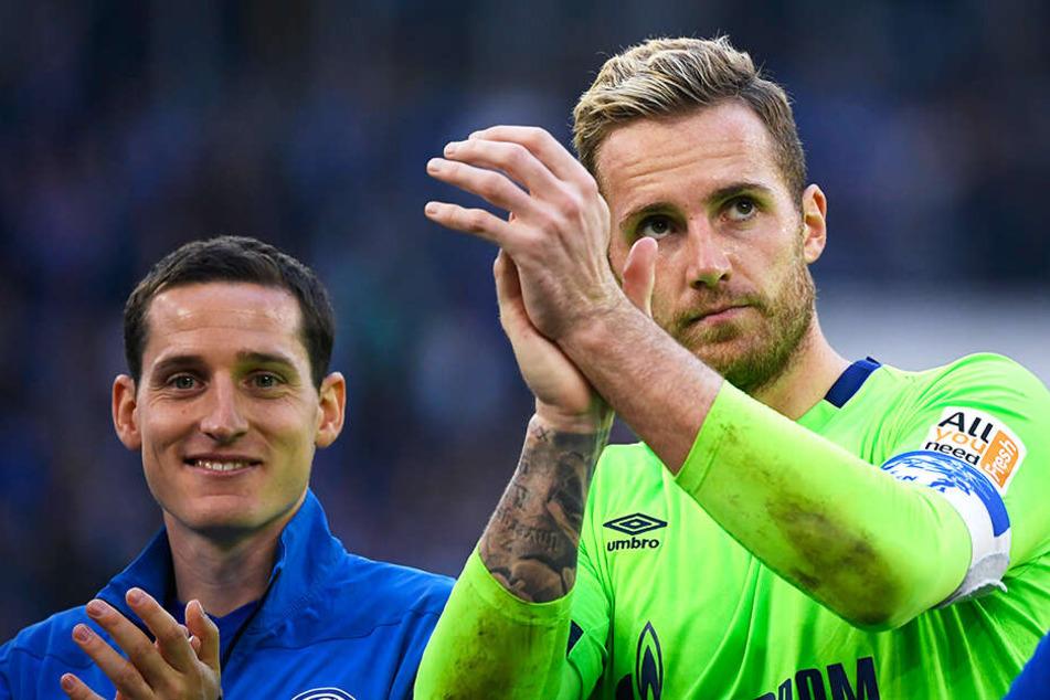Gebürtiger Chemnitzer Fährmann macht den Abflug! Schalke-Keeper in die Premier League
