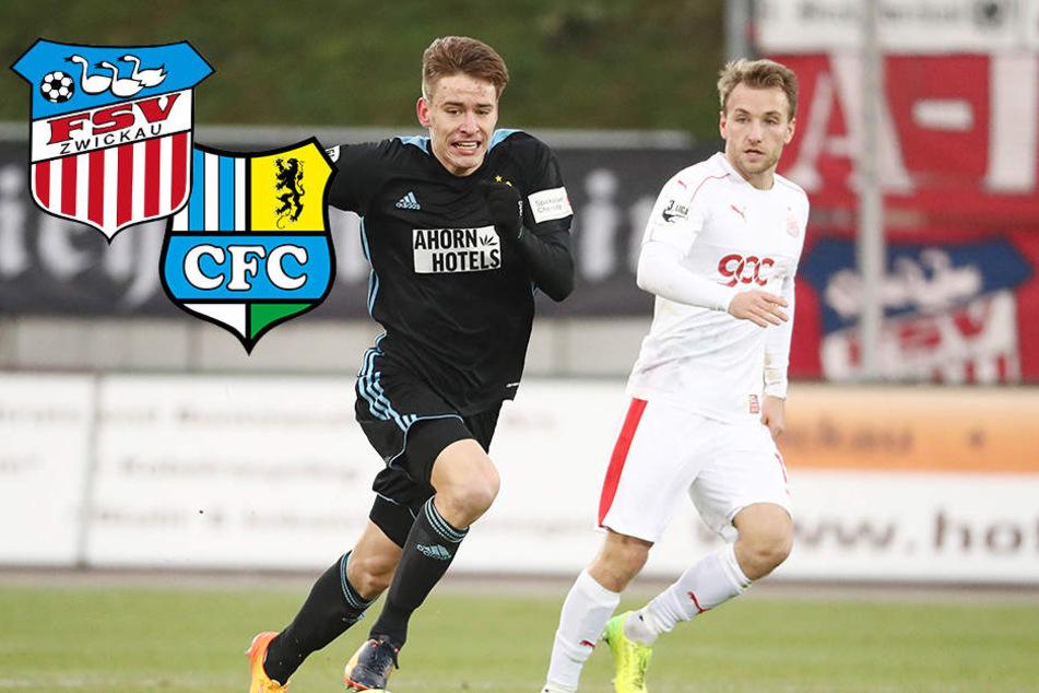 Nach 0:2-Rückstand: FSV dreht irres Derby gegen CFC