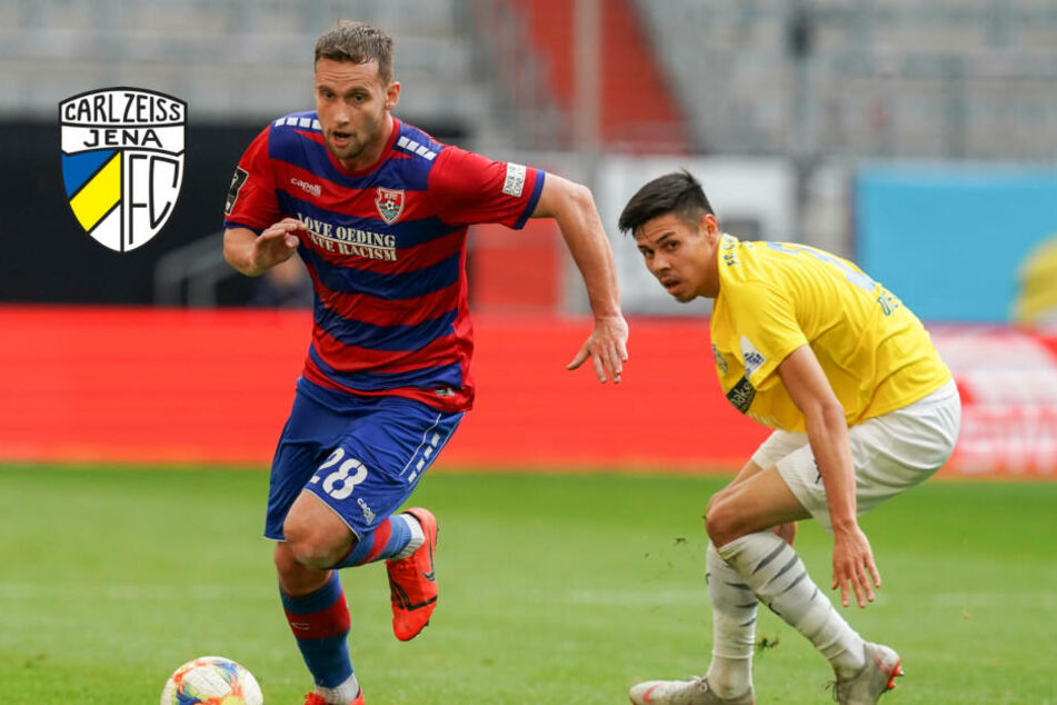 FC Carl Zeiss Jena kann auch in Uerdingen nicht punkten