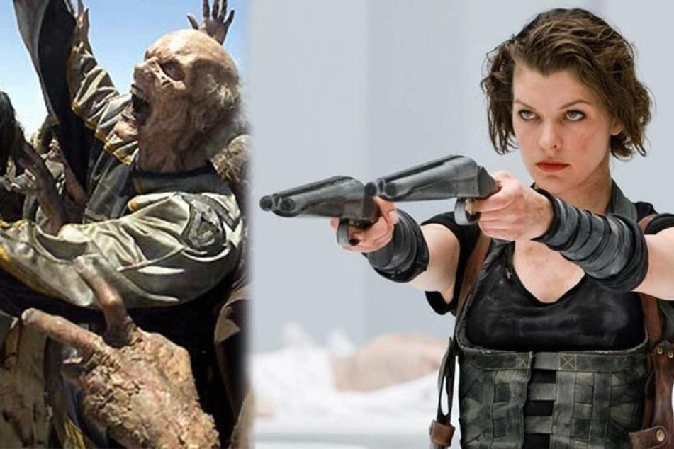 """Zombies und Viren: Kommt die Horror-Reihe """"Resident Evil"""" jetzt auch als """"Netflix""""-Serie?"""