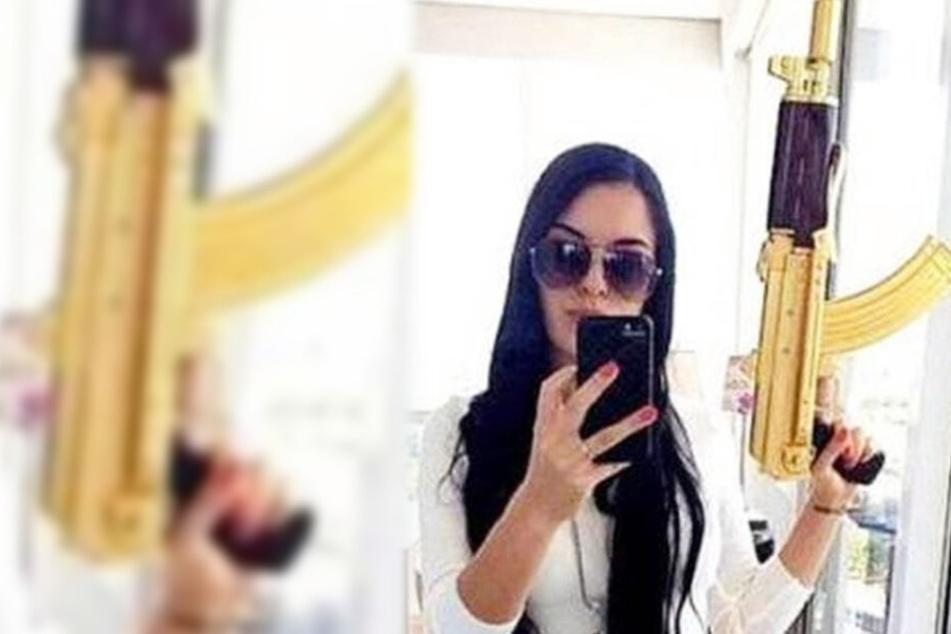 Terror-Queen (†21) stirbt nach Schießerei mit der Polizei