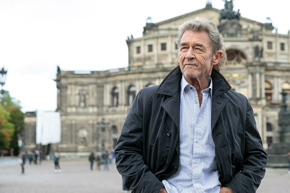 SemperOpernball: Peter Maffay rockt den Mitternachts-Act