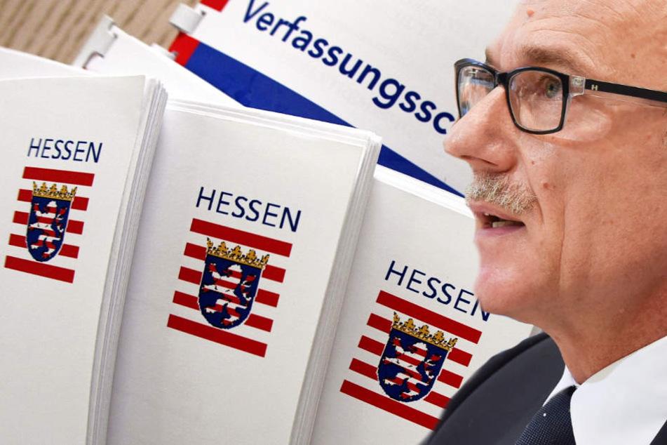 Extremismus soll durch die Gespräche minimiert werden, sagte LfV-Präsident Robert Schäfer .