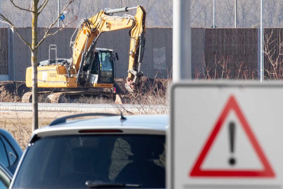 """Fliegerbombe wird zum Katastrophenfall: """"Akute Explosionsgefahr"""""""