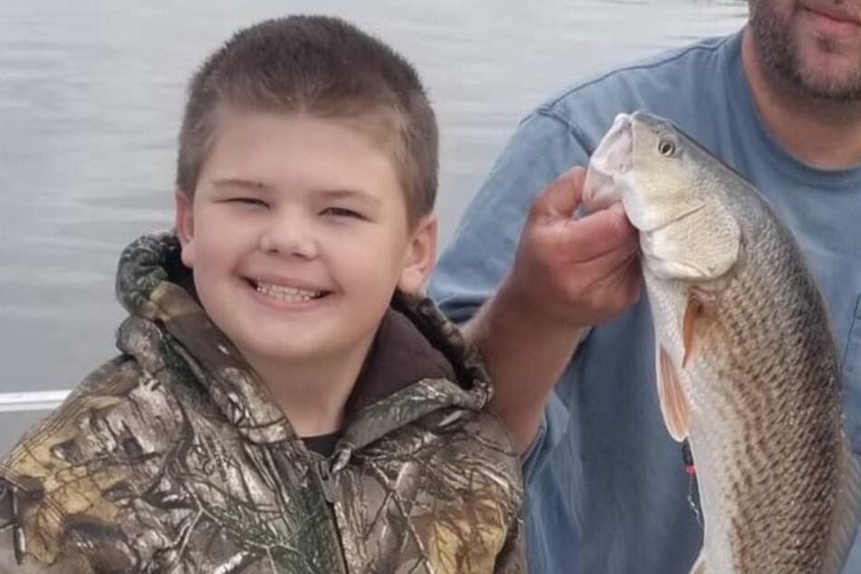 Der kleine Colton Williams starb im Alter von neun Jahren bei einem Jagdausflug.
