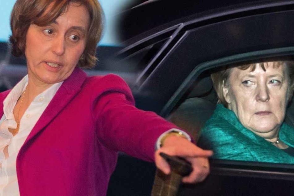"""AfD-Storch giftet gegen Merkel: """"Größte Rechtsbrecherin"""""""