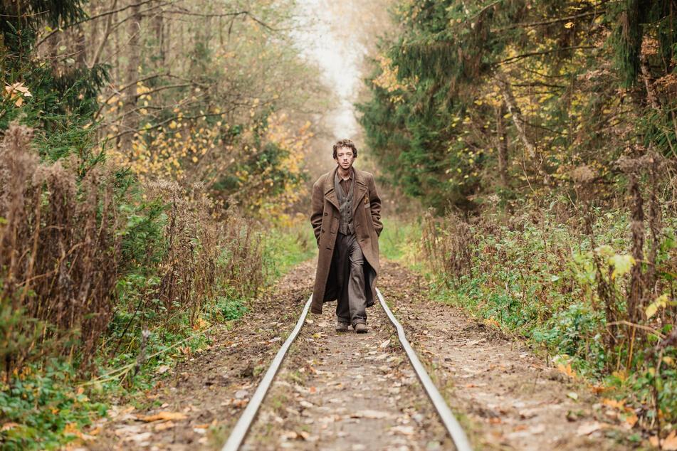 Gilles (Nahuel Pérez Biscayart) flieht vor dem Nazi-Regime in die Schweiz.