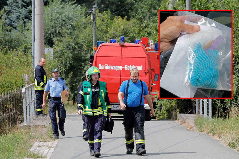 Stink-Anschlag auf sächsischen Biohof