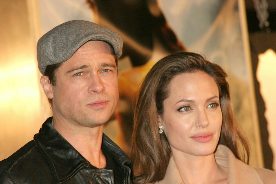 Angelina Jolie claims to have proof of Brad Pitt's domestic violence