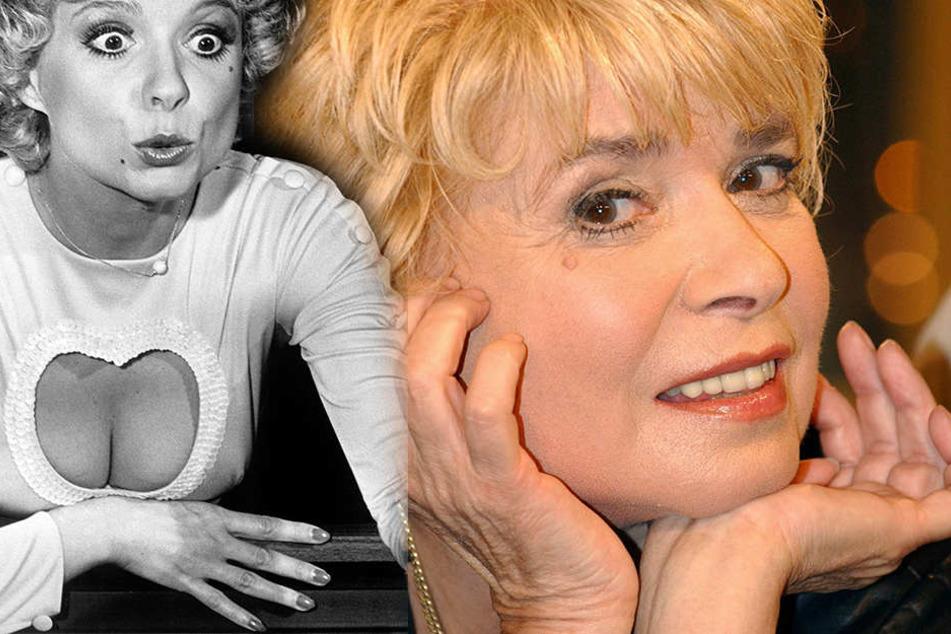 Ingrid Steeger feiert ihren 70. Aber so richtig gut klingen ihre Worte nicht.