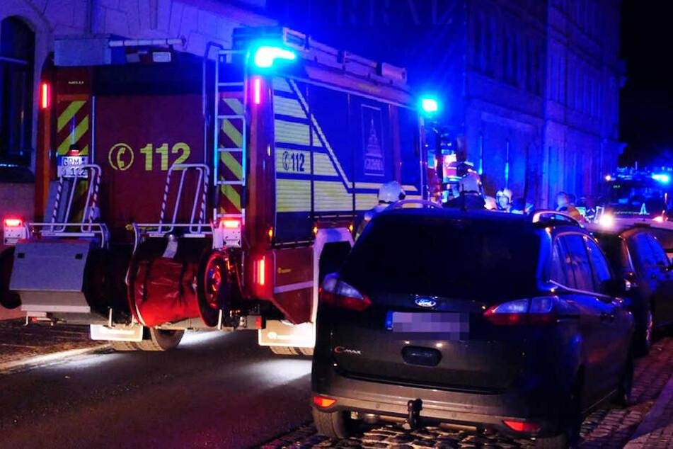 Feuerwehr fährt zum Einsatz, doch dann ist etwas komisch