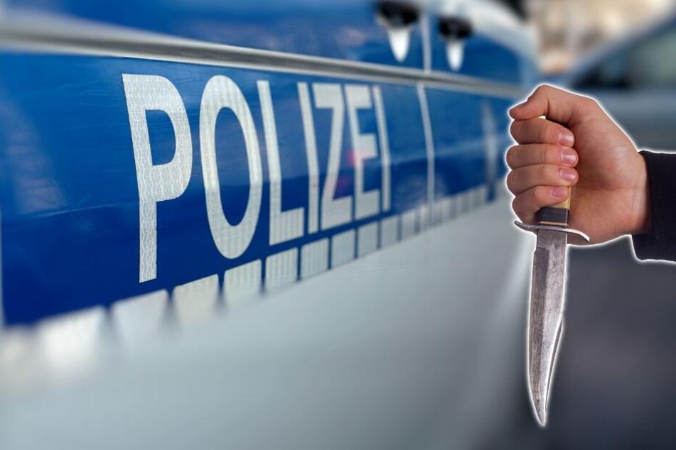 Die Kölner Polizei sucht nach einer Messerstecherei nach zwei Tatverdächtigen (Symbolbild).