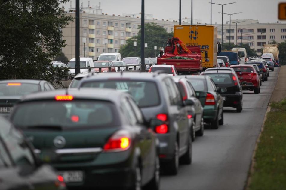 Dresden pustet unvermindert Kohlendioxid in die Luft, dabei will die Stadt die Luftverschmutzung reduzieren.