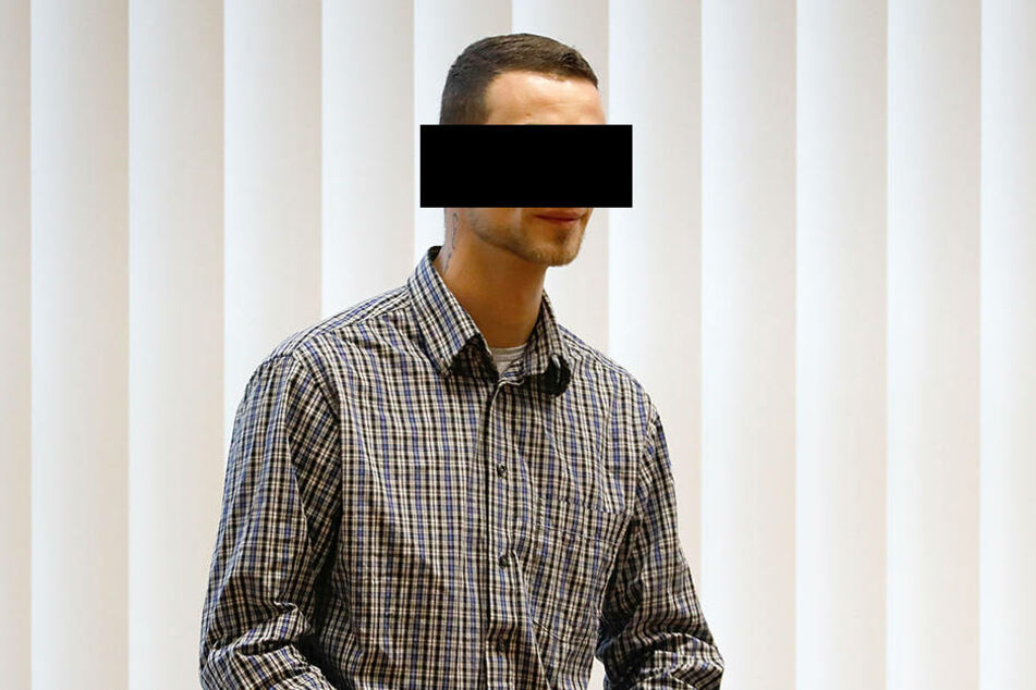 Julien M. (30) ist den  Vergewaltigungsvorwurf los.