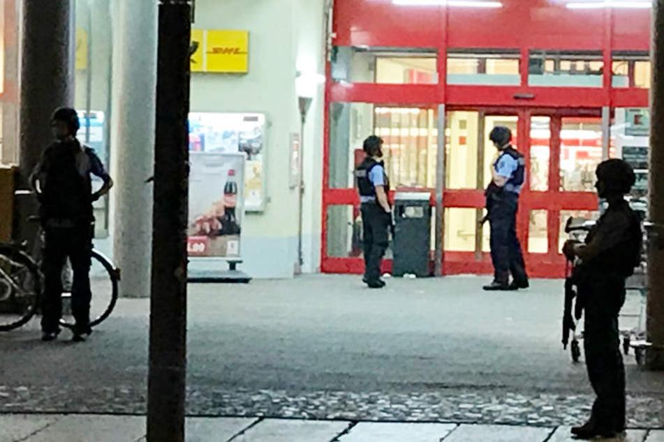 Riesengroßes Missverständnis? Leipziger Polizei sucht nach angeblichem Bombendroher