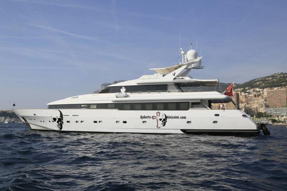 Yacht Geissens