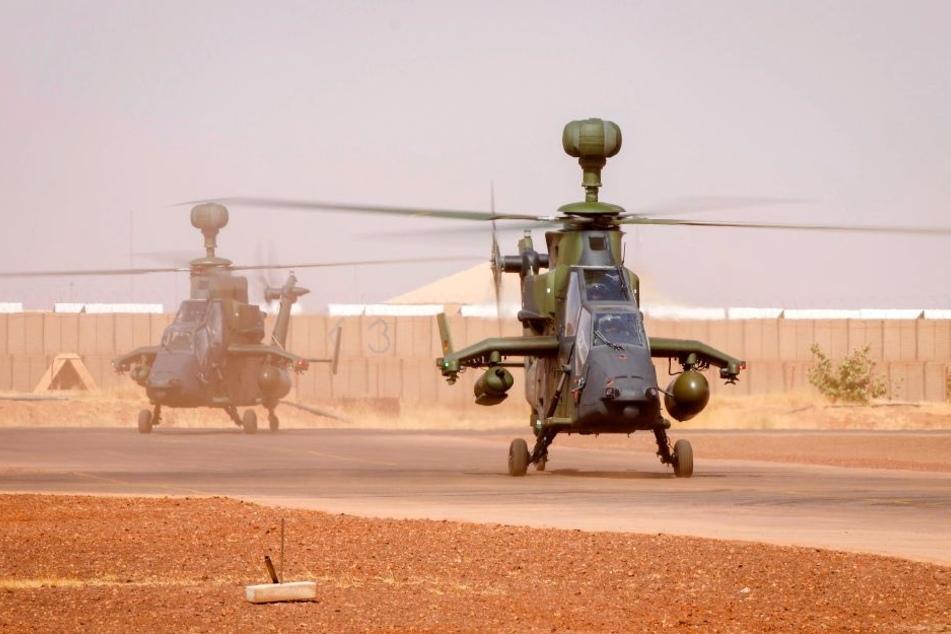 Mysteriöser Hubschrauber-Absturz in Mali: Sachsen trauert um einen toten Soldaten
