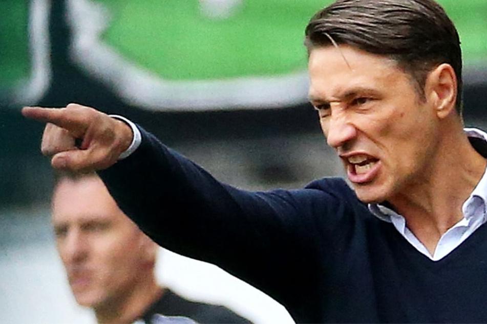 Niko Kovac (Archivbild) sieht in Hannover 96 einen starken Gegner für seine Mannschaft.