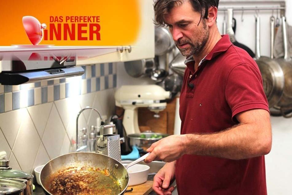 Er gewinnt das Perfekte Dinner in Dresden