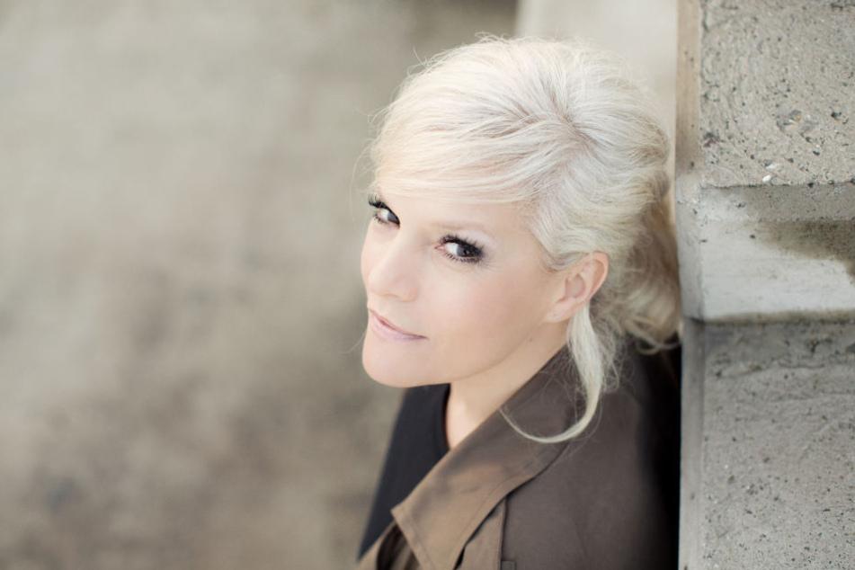 Nicht nur ein berühmtes Gesicht im Deutschen Fernsehen, sondern auch ein Gesangstalent: Ina Müller (51).