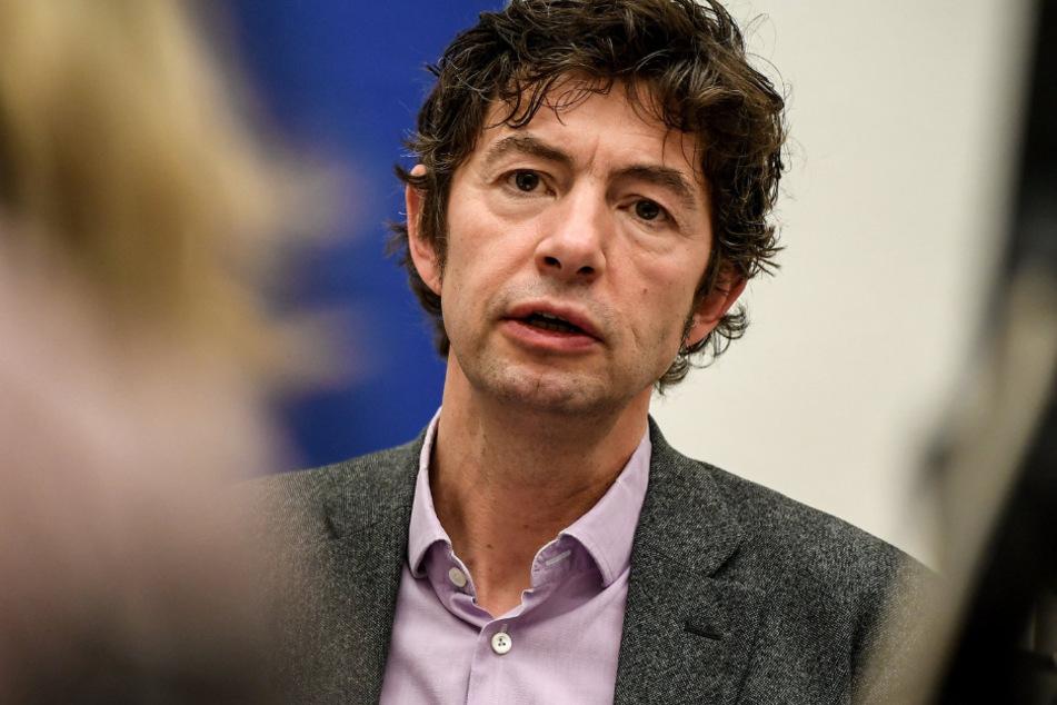 Christian Drosten, Direktor des Instituts für Virologie. Gerade zu Beginn der Pandemie war er einer der gefragtesten Männer und Virologen.