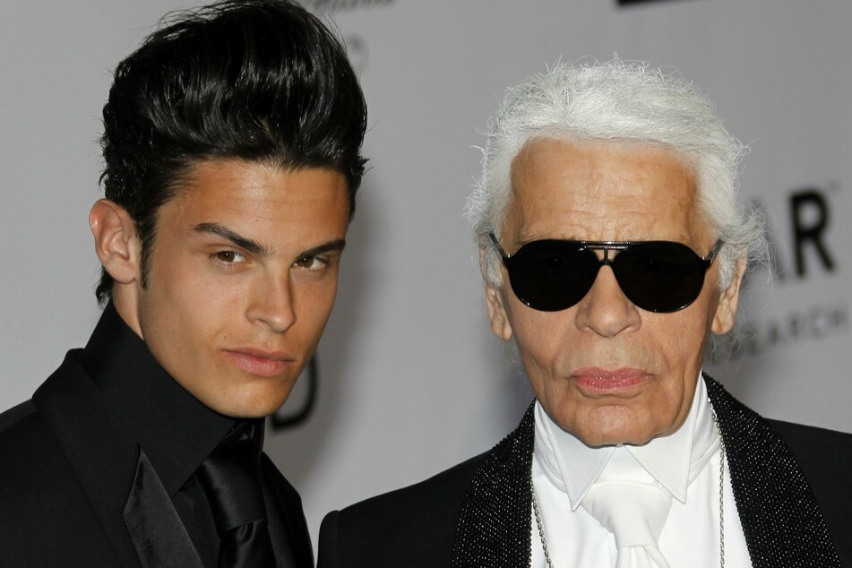 Hatte Karl Lagerfeld wirklich Sex mit seiner Muse Baptiste Giabiconi?