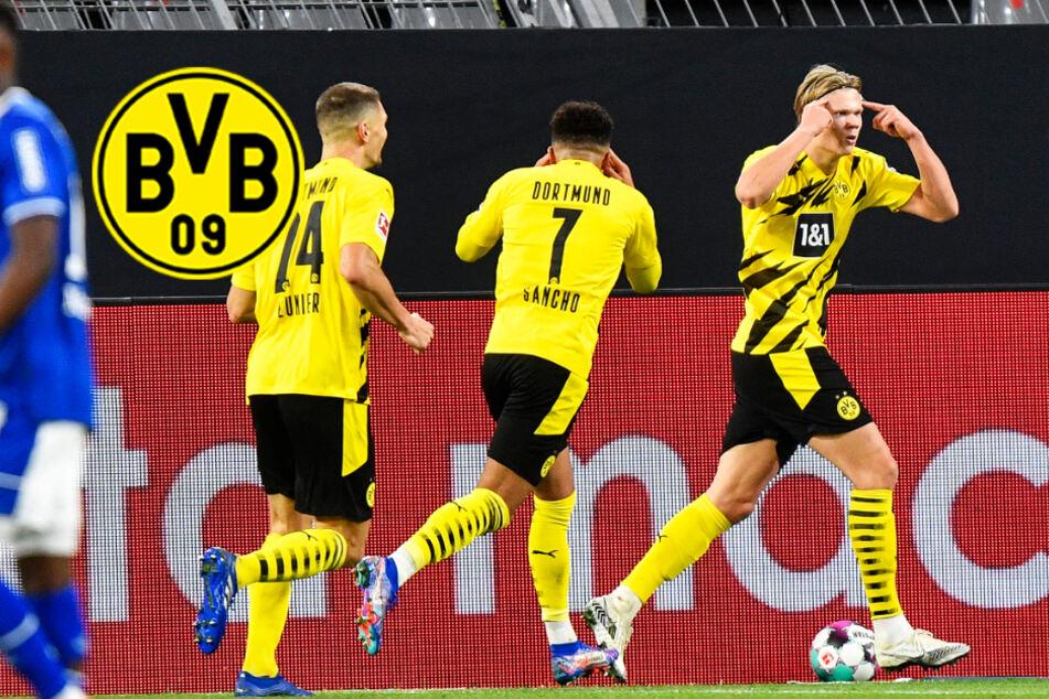 """BVB zeigt gegen Schalke sein anderes Gesicht: """"Fußball kann auch Spaß machen"""""""