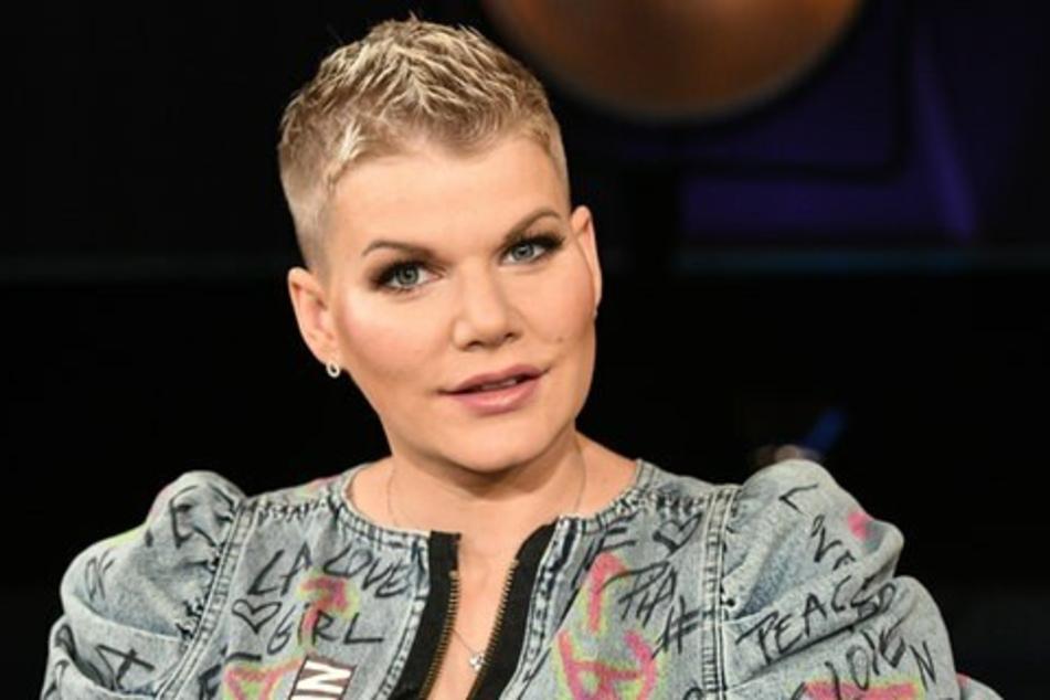 Melanie Müller (32) war am Freitag zu Gast in der NDR-Talkshow.