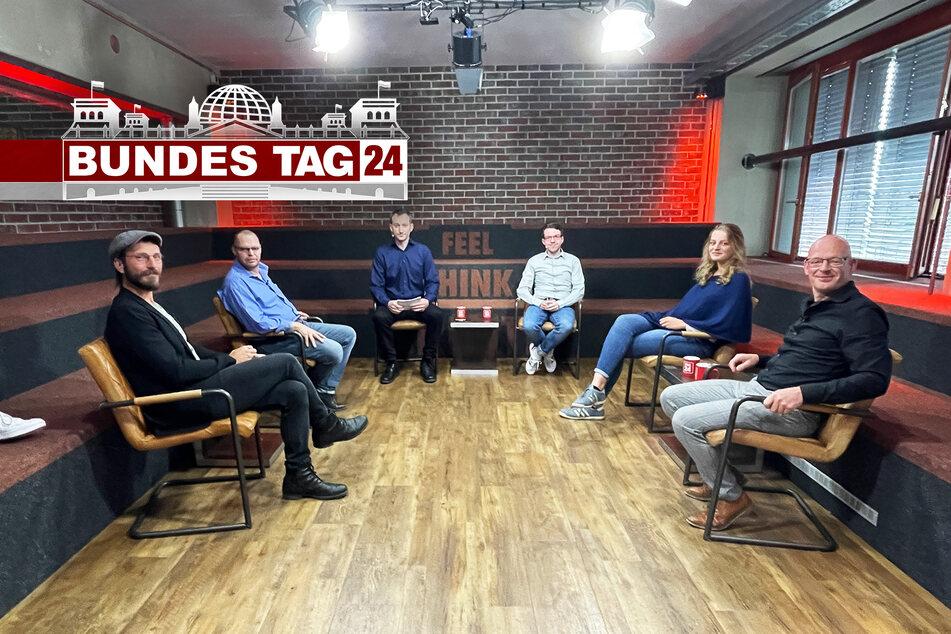 Live-Talk: TAG24 diskutiert mit Bürgern über aktuelle Probleme in der Politik