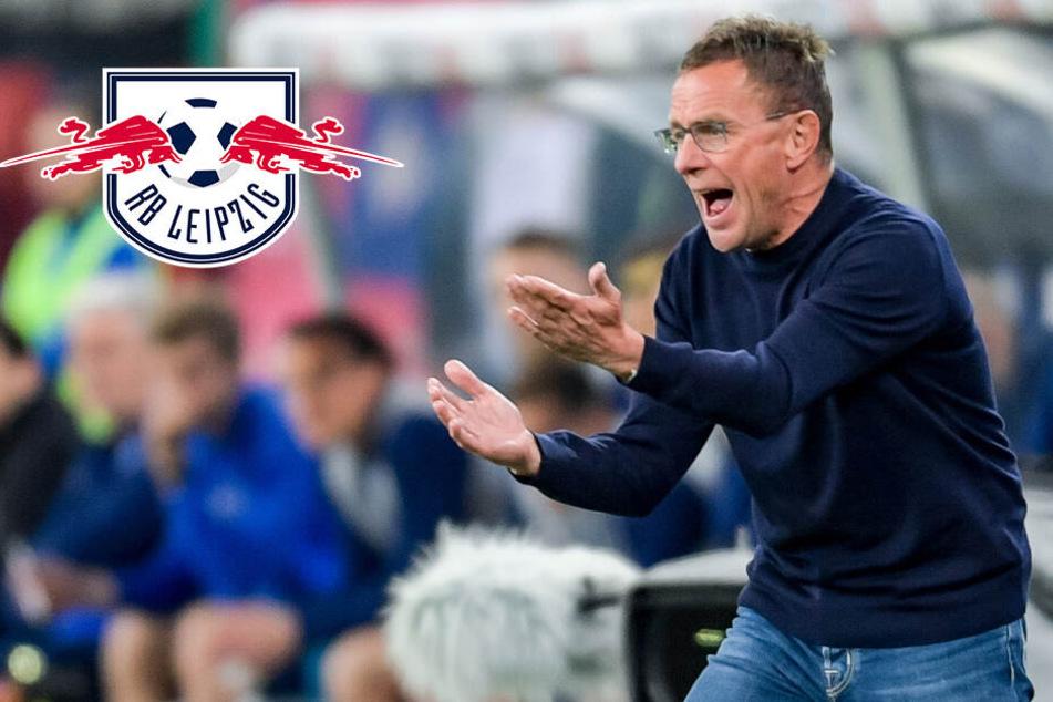 Vor dem Spiel gegen Mainz: RB Leipzigs Coach Ralf Rangnick träumt von der Meisterschaft