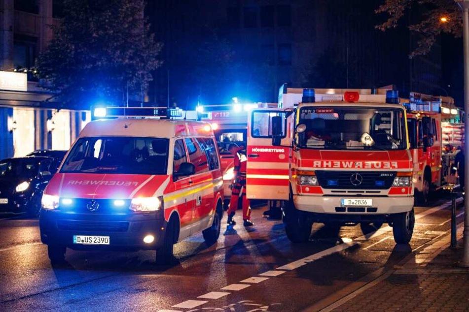 Hotel-Aufzug bleibt stecken: Gast will sich retten und stürzt vier Meter tief