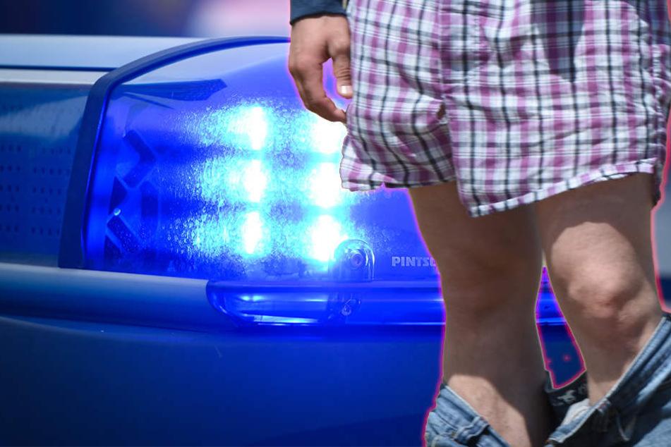 In der Bernsdorfer Straße wurde schon wieder eine Frau von einem Entblößer belästigt.