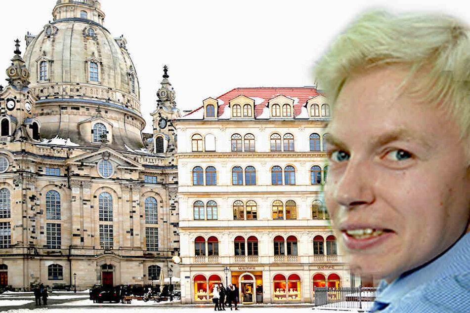 TAG24-Redakteur Dominik Brüggemann hat sich Gedanken zur Stimmung in Dresden gemacht.