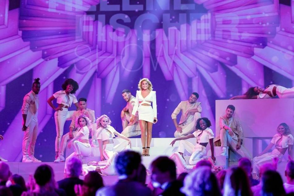 Ein erster Blick in die Helene Fischer-Show 2018, die Anfang Dezember in Düsseldorf aufgezeichnet wurde.