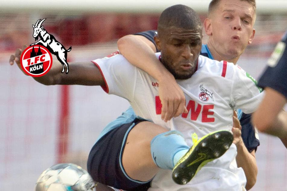 So spielt der 1. FC Köln im Kellerduell gegen SC Paderborn