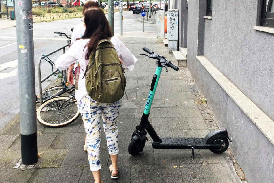 Nächste Stadt will E-Roller verbieten