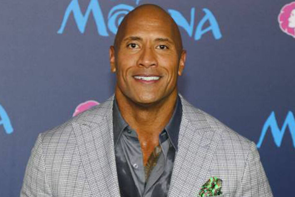"Dwayne ""The Rock"" Johnson stößt David Beckham vom Thron."