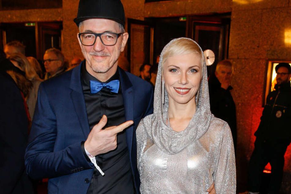 Berlin: Techno-Star Dr. Motte hat seine langjährige Freundin geheiratet