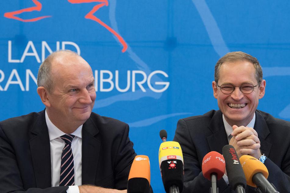Regierungen von Berlin und Brandenburg beraten über Tegel