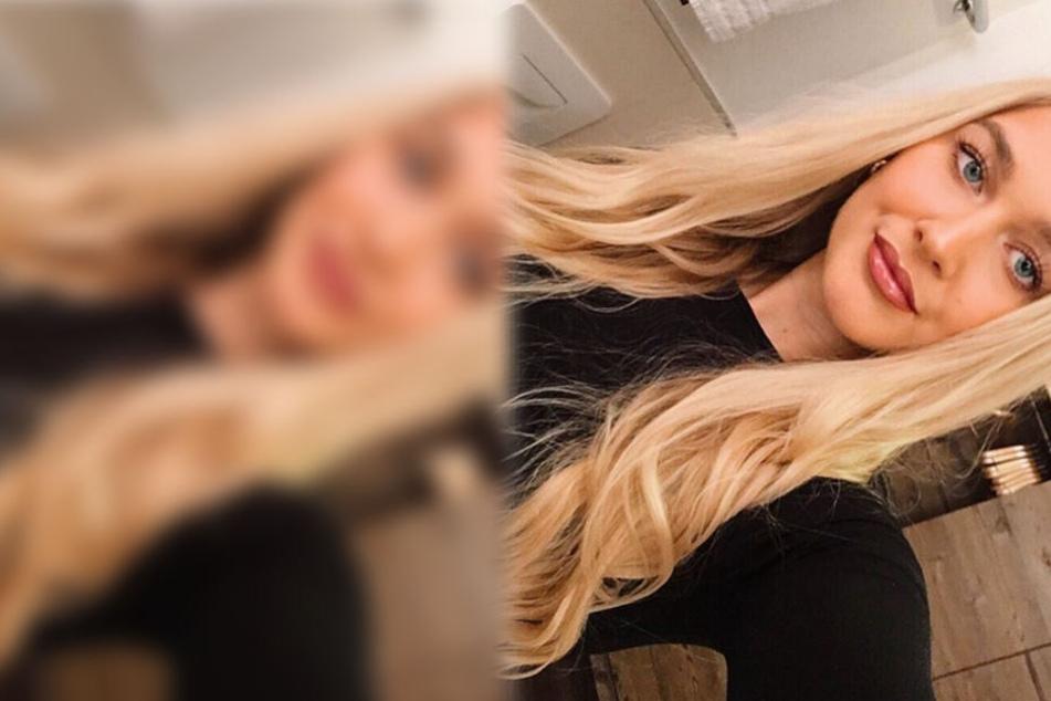 So kennt die Öffentlichkeit Svenja von Wrese: Hübsch zurechtgemacht lächelt sie auf einem Selfie in die Kamera (Instagram, 11. Juni 2018).