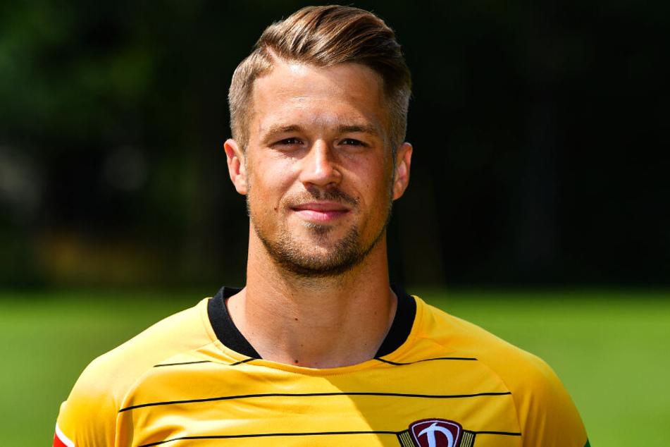 Patrick Möschl wechselte am Deadline Day zum 1. FC Magdeburg.