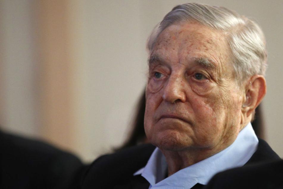 Die Stiftung von Milliardär George Soros (88) eröffnet Büro in Berlin.