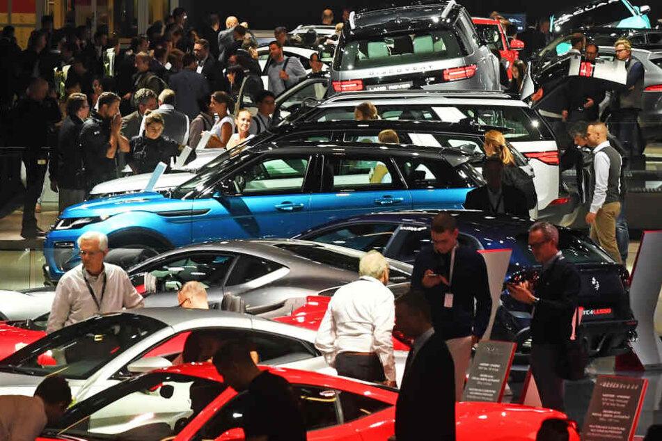 Frankfurt könnte die Position als Ausrichter der Internationalen Automobilausstellung verlieren.