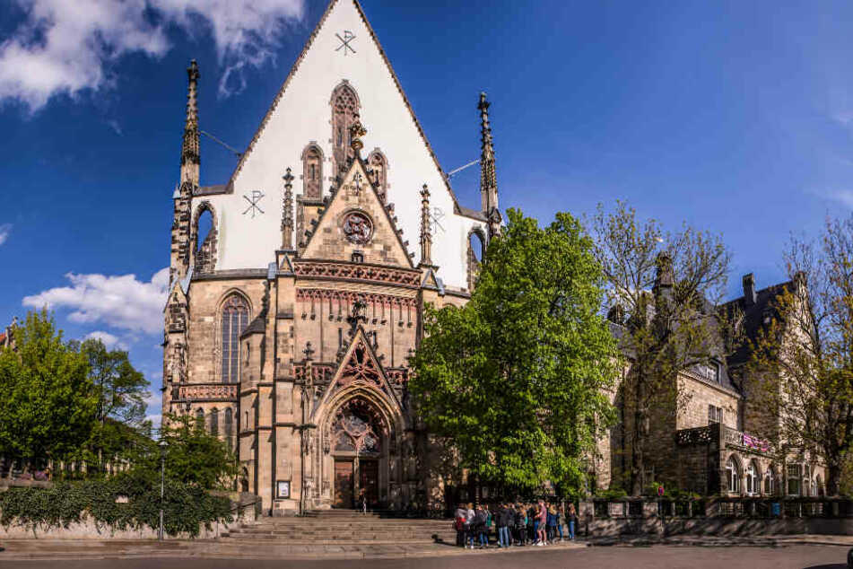 Am heutigen Montagnachmittag findet die Veranstaltung im Vorfeld der Landtagswahlen in Sachsen in der Leipziger Thomaskirche statt.